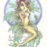 Leafy Sea-Dragon Mermaid