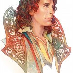 Eighth Doctor -alt colors