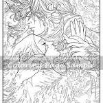 Scars -Coloring Page