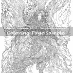 First Songs -Coloring Page